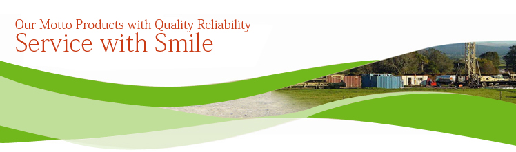 Our Motto Products with Quality Reliability  Service with Smile